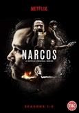 Narcos - Seizoen 1-3, (DVD)