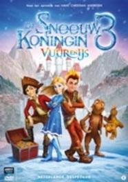 Sneeuwkoningin 3, (DVD) CAST: PIP PELLENS Andersen, Hans Christian, DVDNL