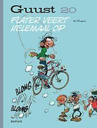 GUUST FLATER CHRONOLOGISCH HC20. FLATER VEERT HELEMAAL OP GUUST FLATER CHRONOLOGISCH, Franquin, André, Hardcover