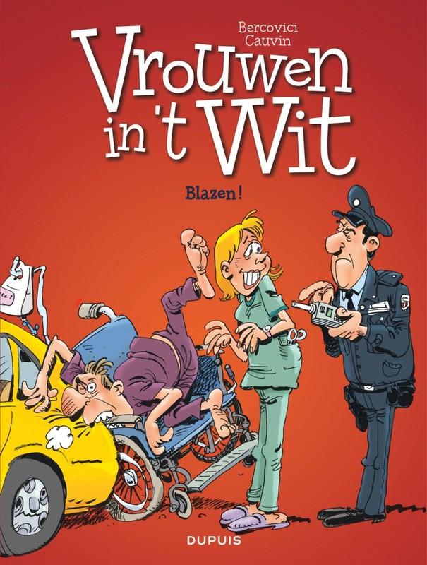 VROUWEN IN'T WIT 40. BLAZEN! VROUWEN IN'T WIT, Cauvin, Raoul, Paperback