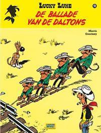 LUCKY LUKE 49. DE BALLADE VAN DE DALTONS LUCKY LUKE, Greg, Paperback
