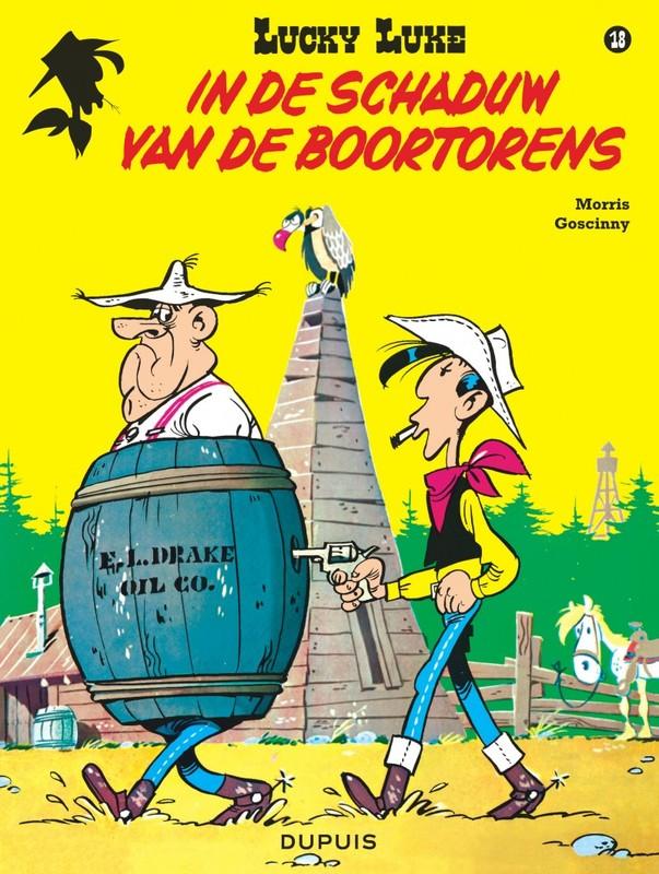 LUCKY LUKE 18. IN DE SCHADUW DER BOORTORENS LUCKY LUKE, Goscinny, René, Paperback