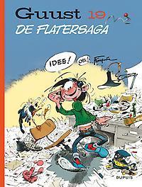 GUUST FLATER CHRONOLOGISCH HC19. DE FLATER SAGA GUUST FLATER CHRONOLOGISCH, Franquin, André, Hardcover