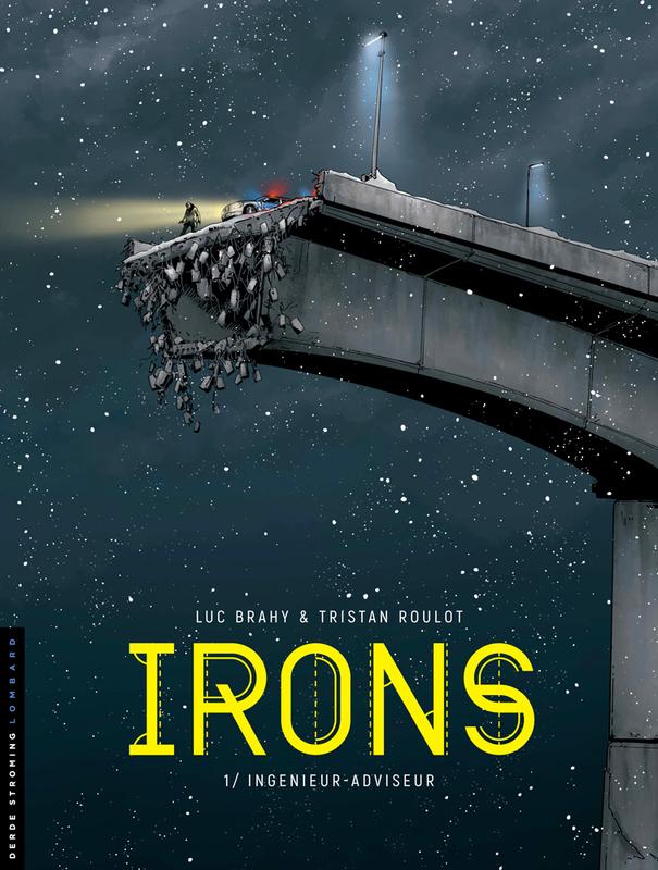 IRONS 01. INGENIEUR - ADVISEUR IRONS, Roulot, Tristan, Paperback