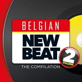 BELGIAN NEW BEAT 2 V/A, CD