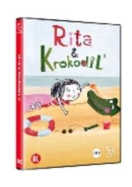 Rita & Krokodil 2, (DVD) GEBASEERD OP DE BOEKJES VAN SIRI MELCHIOR DVDNL