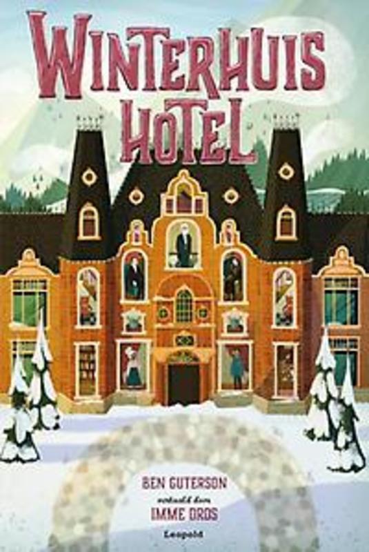 Winterhuis Hotel Guterson, Ben, Hardcover