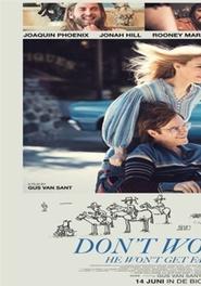 Don't worry he won't get far on foot, (DVD) .. GET FAR ON FOOT /CAST: JOAQUIN PHOENIX, JONAH HILL Callahan, John, DVDNL