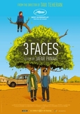 3 faces, (DVD) BY: JAFAR PANAHI /CAST: BEHNAZ JAFARI