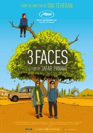 3 faces, (DVD) BY: JAFAR PANAHI /CAST: BEHNAZ JAFARI DVDNL