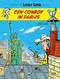 08. een cowboy in parijs LUCKY LUKE AVONTUREN VAN, achdé, Paperback
