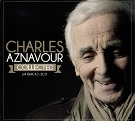 COLLECTED CHARLES AZNAVOUR, CD
