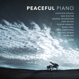 PEACEFUL PIANO V/A, CD