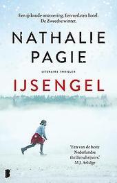 IJsengel Een ijskoude ontvoering. Een verlaten hotel. De Zweedse winter, Pagie, Nathalie, Ebook
