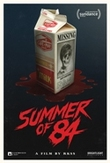 Summer of '84, (DVD)