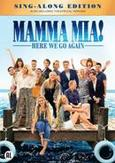 Mamma mia! Here we go again, (DVD) .. AGAIN! / BILINGUAL /CAST: AMANDA SEYFRIED