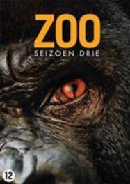 Zoo - Seizoen 3, (DVD) Patterson, James, DVDNL
