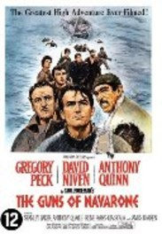 Guns of Navarone, (DVD) DVDNL