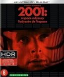 2001 - A space odyssey, (Blu-Ray 4K Ultra HD) BILINGUAL /BY: STANLEY KUBRICK /CAST: KEIR DULLEA