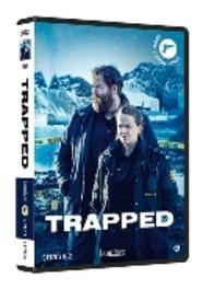 Trapped - Seizoen 2, (DVD) CAST: OLAFUR DARRI OLAFSSON, ILMUR KRISTJANSDOTTIR DVDNL