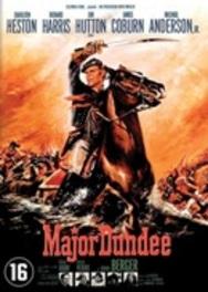 Major Dundee, (DVD) DVDNL