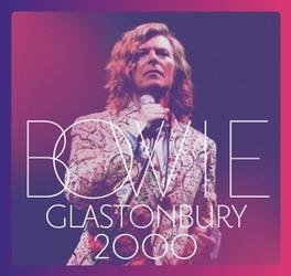 GLASTONBURY 2000 DAVID BOWIE, CD
