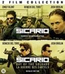 Sicario 1&2, (Blu-Ray)