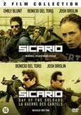 Sicario 1&2, (DVD)