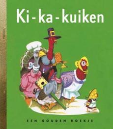 Ki-ka-kuiken GOUDEN BOEKJES SERIE Gouden Boekjes, V. Benstead, Hardcover