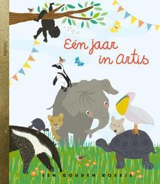 Eén jaar in Artis SIENEKE DE ROOIJ // GOUDEN BOEKJES SERIE Mumba's eerste verjaardag, Sieneke de Rooij, Book, misc