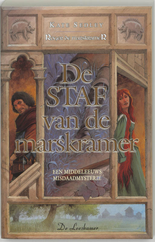 De staf van de marskramer een middeleeuws misdaadverhaal, SEDLEY K, Paperback