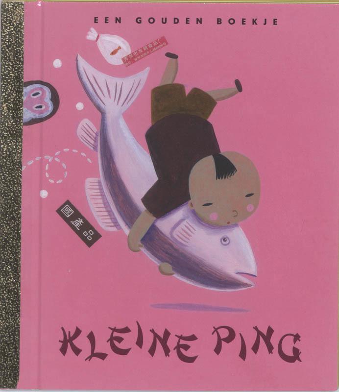 Kleine Ping GOUDEN BOEKJES SERIE Gouden Boekjes, Steenhuis, Paul, Book, misc