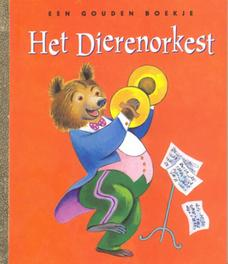 Het dierenorkest GOUDEN BOEKJES SERIE Orleans, Ilo, Hardcover