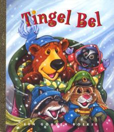 Tingel Bel GOUDEN BOEKJES SERIE Gouden Boekjes, KINDERBOEKEN, Hardcover