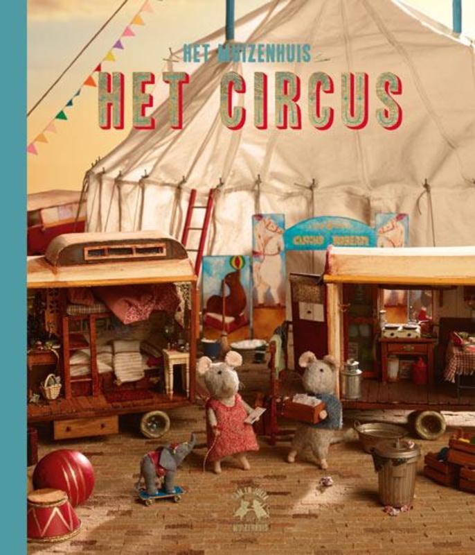 Het circus Sam & Julia en het circus, Schaapman, Karina, Hardcover