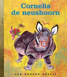 Cornelis de neushoorn GOUDEN BOEKJES SERIE Carl Memling, onb.uitv.