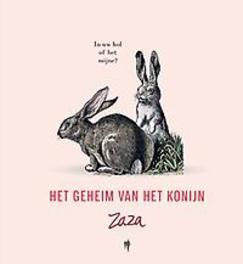 Het geheim van het konijn Zaza, Hardcover