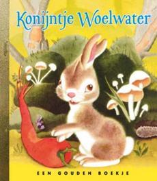 Konijntje Woelwater GOUDEN BOEKJES SERIE Ariane, Hardcover