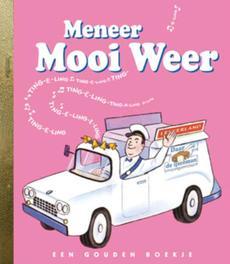 Meneer Mooi Weer GOUDEN BOEKJES SERIE Gouden Boekjes, KINDERBOEKEN, onb.uitv.