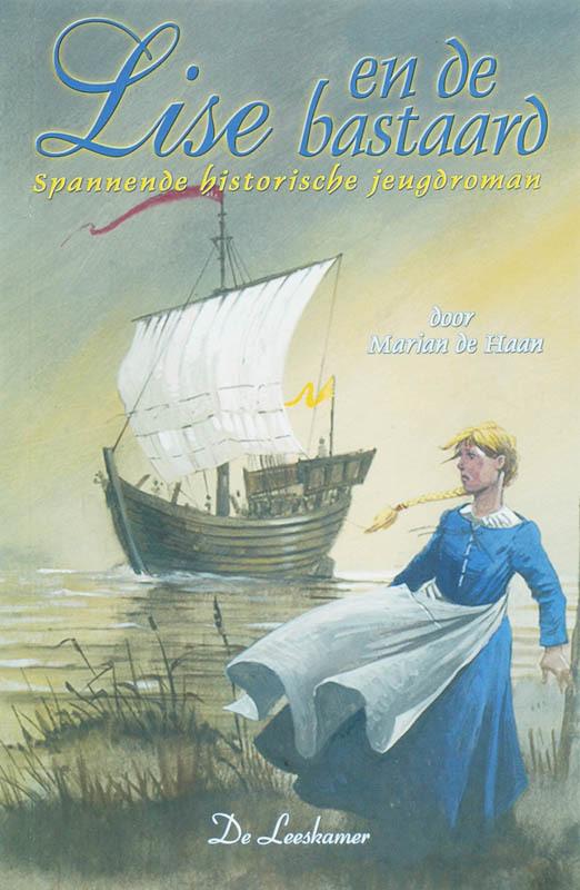Lise en de bastaard Martin de Haan, Paperback