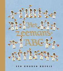 Het Zeemans-ABC LUXE GOUDEN BOEKJES SERIE - ORIGINAL, 44 PAGINA'S