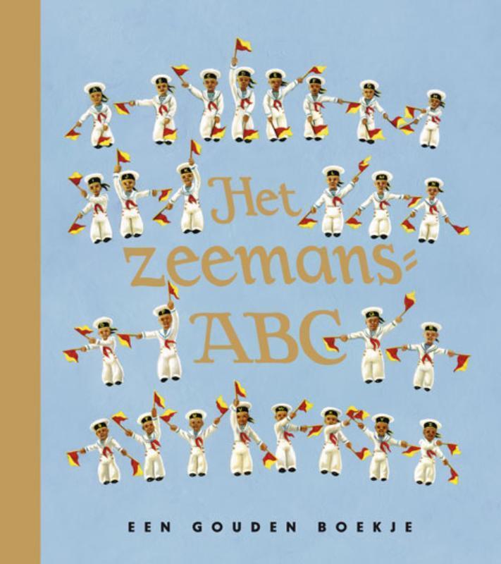 Het Zeemans-ABC LUXE GOUDEN BOEKJES SERIE - ORIGINAL, 44 PAGINA'S Gouden Boekjes, Denekamp, Nienke, Book, misc