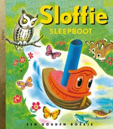 Sloffie Sleepboot GOUDEN BOEKJES SERIE en zijn avonturen op de rivier, Gertrude Crampton, onb.uitv.