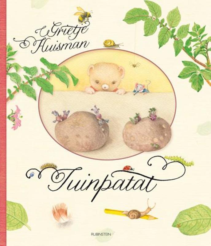 Tuinpatat Grietje Huisman, Hardcover