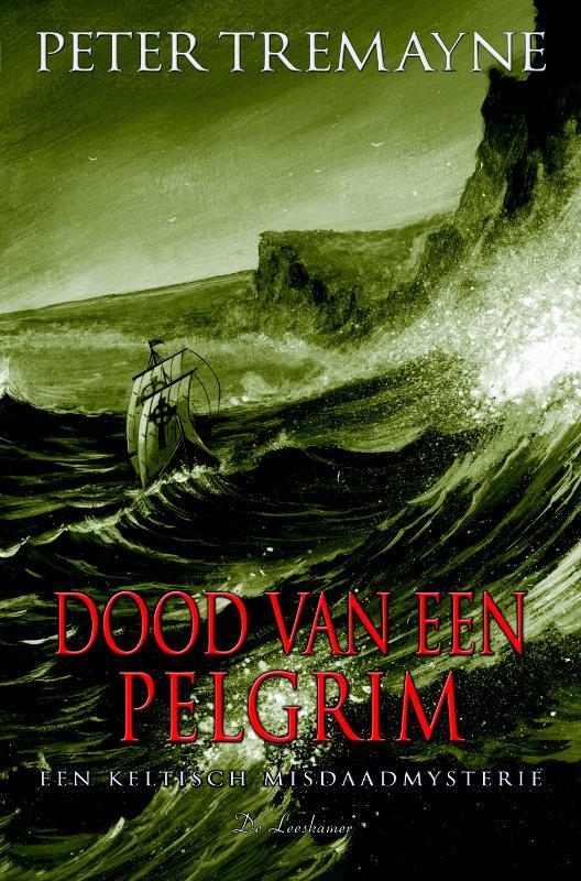 ZUSTER FIDELMA 08. DOOD VAN EEN PELGRIM een Keltisch misdaadmysterie, Peter Tremayne, Paperback
