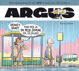 Argus 2018 ARGUS, Rene Leisink, Paperback