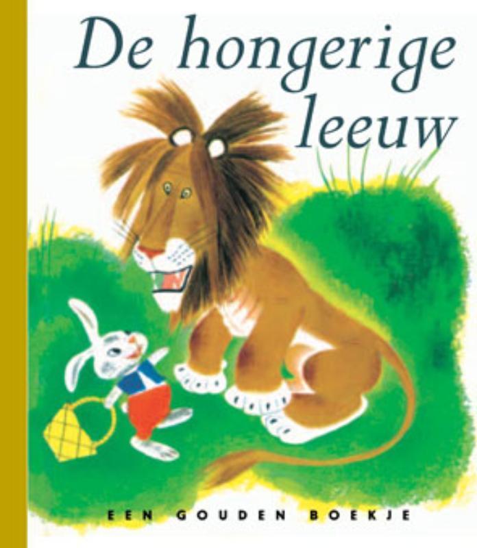 De hongerige leeuw GOUDEN BOEKJES SERIE Gouden Boekje, Kathryn Jackson, onb.uitv.