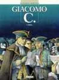 GIACOMO C 10. DE SCHADUW VAN DE TOREN GIACOMO C, GRIFFO, DUFAUX, Paperback