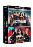 Justice league + Batman v...