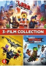 Lego 3-film collection , (DVD) DVDNL